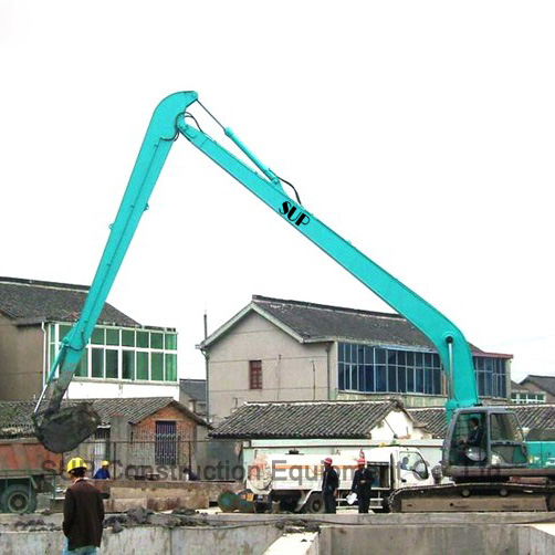 KOBELCO Super Long Reach Front