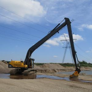 Long Reach Boom For Volvo EC360 EC380