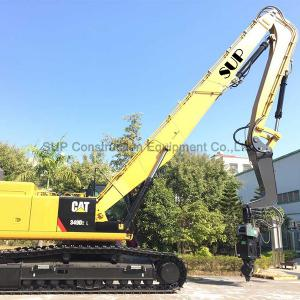 Long Reach Boom For Hydraulic Vibratory Pile Driver | Vibro Pile Hammer